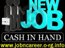 Weekend Part Time Workers, New Cash Jobs (1)